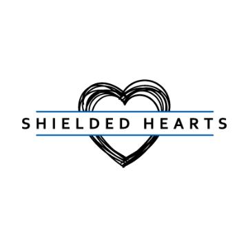 Hole/Tee Sponsors - Shielded Hearts - Logo