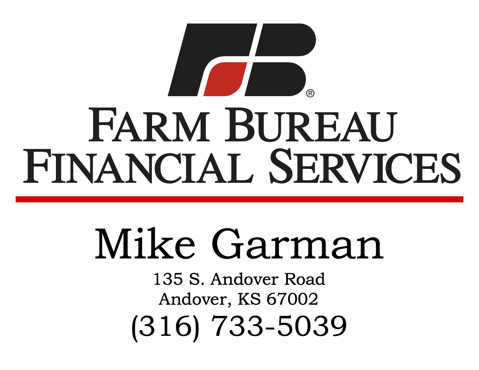 Hole Sponsors - Farm Bureau Financial Services - Logo