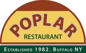 Prize Sponsors - Poplar Restaurant - Logo