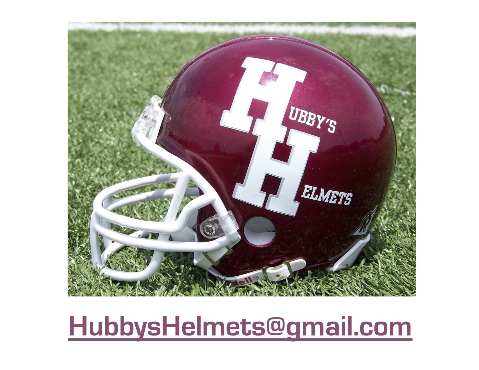 Prize Sponsors - Hubby's Helmets - Logo