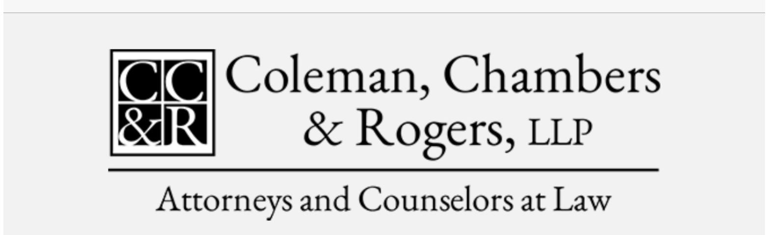 Coleman, Chambers & Rogers