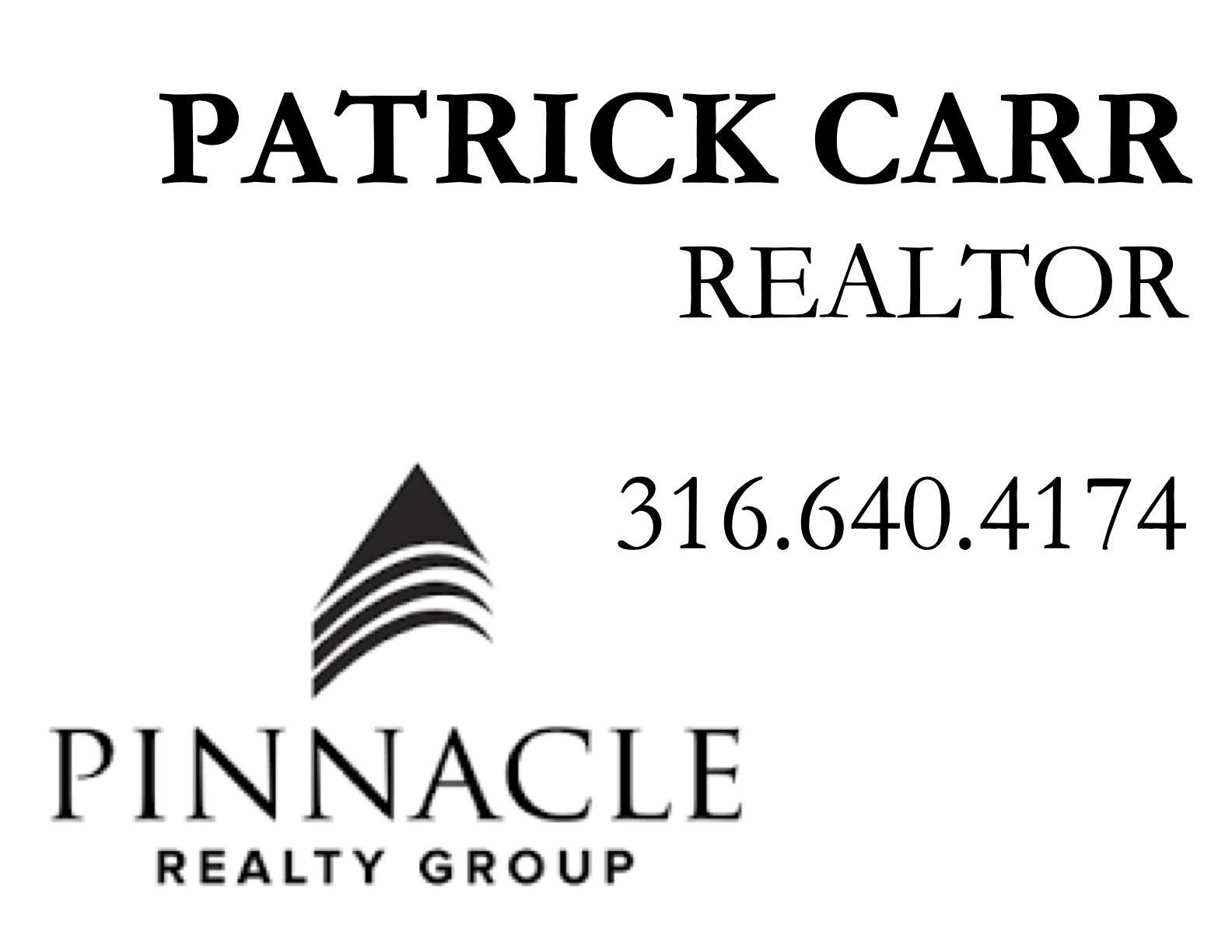 Hole Sponsors - Patrick Carr - Pinnacle Realty Group - Logo