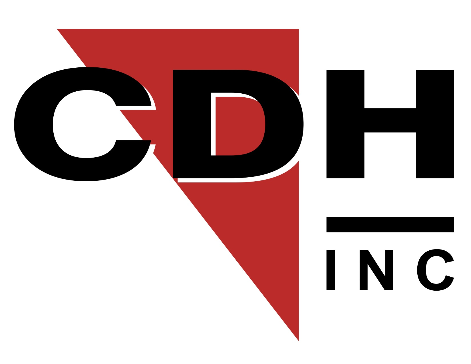 Presenting Sponsor - CDH, Inc. - Logo