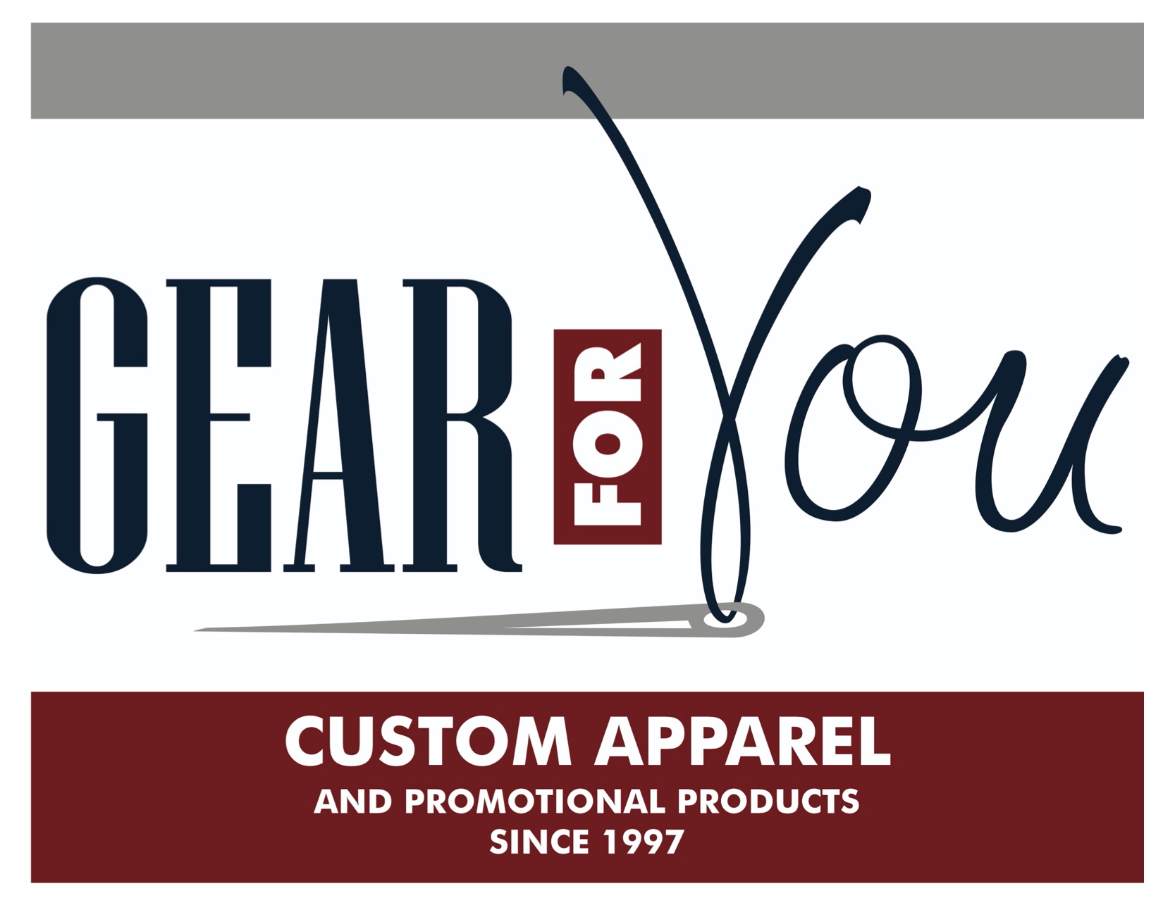 Player Gift Bags Sponsor - Gear for You - Logo