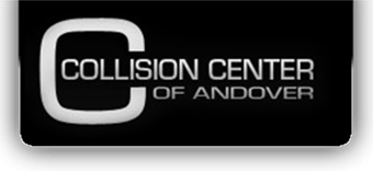 Hole Sponsors - Collision Center of Andover - Logo