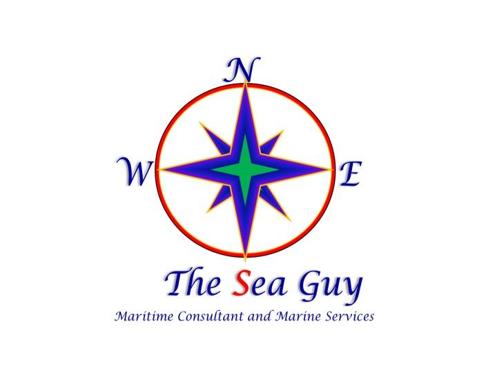 Tee Sponsors - The Sea Guy - Logo