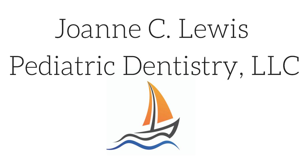 Golf Cart Sponsor - Joanne C. Lewis Pediatric Dentistry - Logo