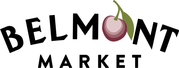 Donations - Belmont Market - Logo