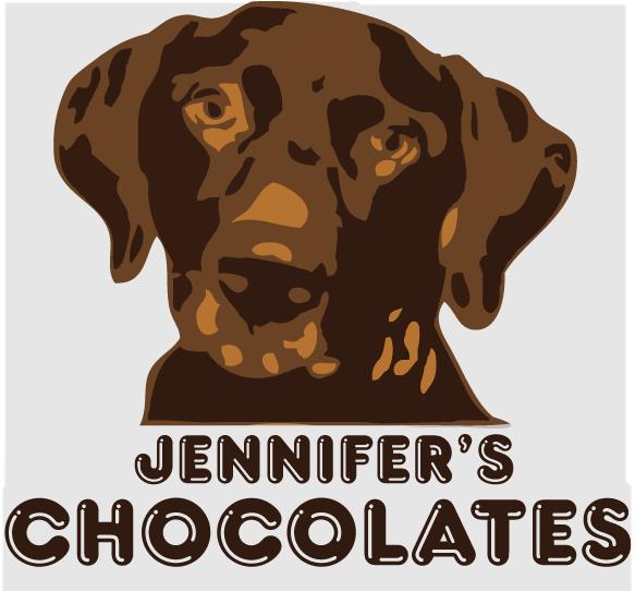 Donations - Jennifer's Chocolates - Logo