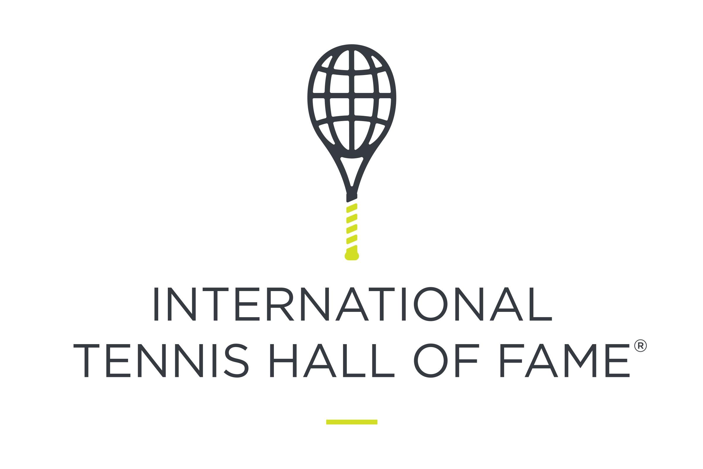 Donations - Tennis Hall of Fame - Logo