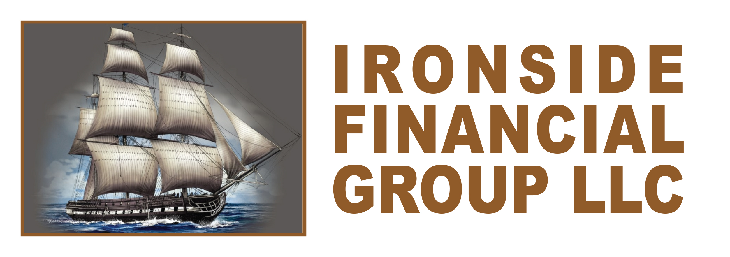 Tee Sponsor - Ironside Financial Group - Logo
