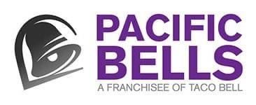 Cart Sponsor  - Pacific Bells, Inc.  - Logo