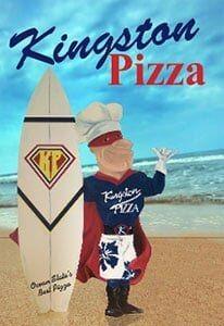 Donations - Kingston Pizza - Logo