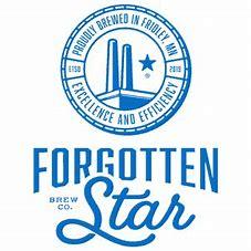 Eagle Sponsor $2,500 - Forgotten Star Brewery - Logo