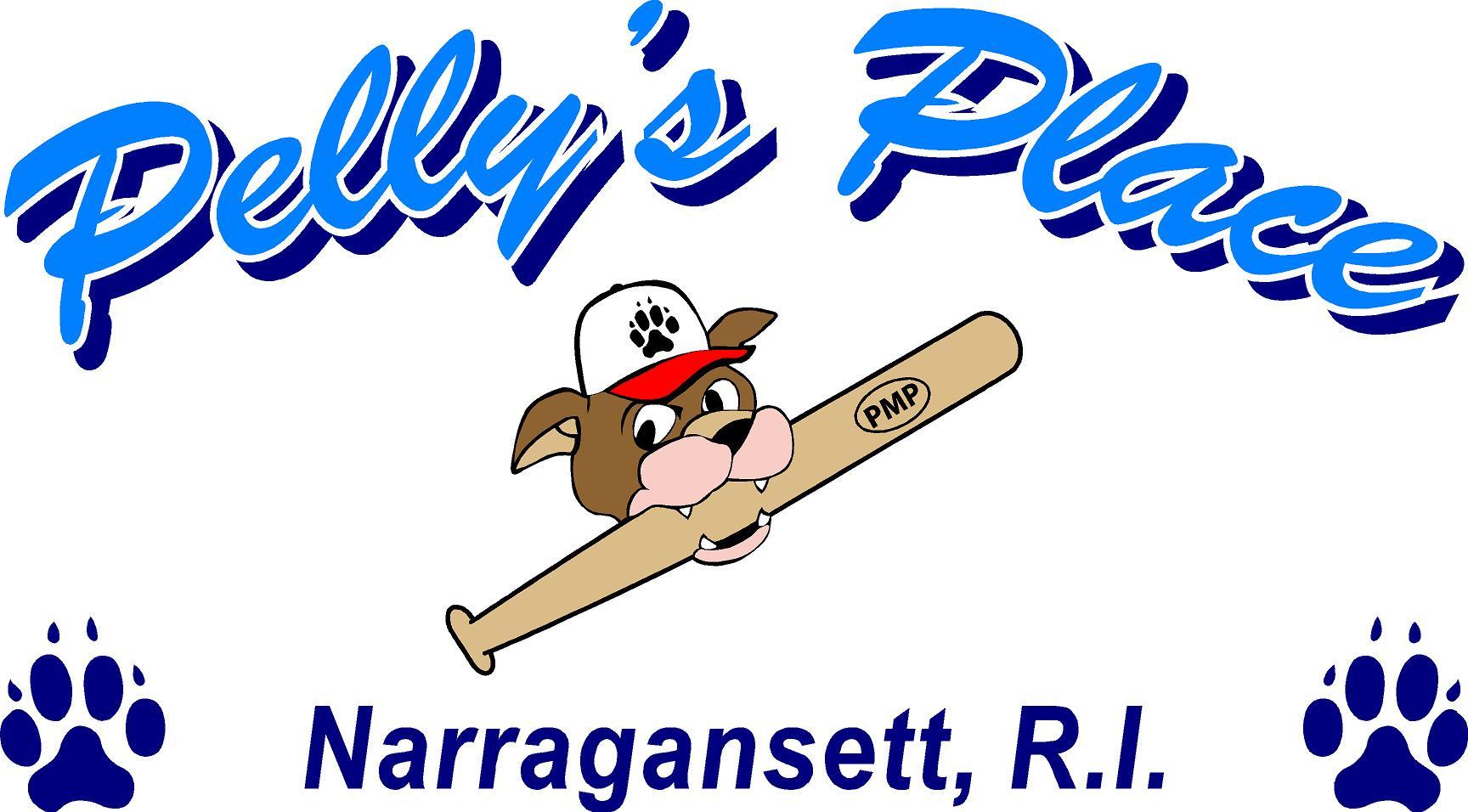 Tee Sponsors - Pelly's - Logo