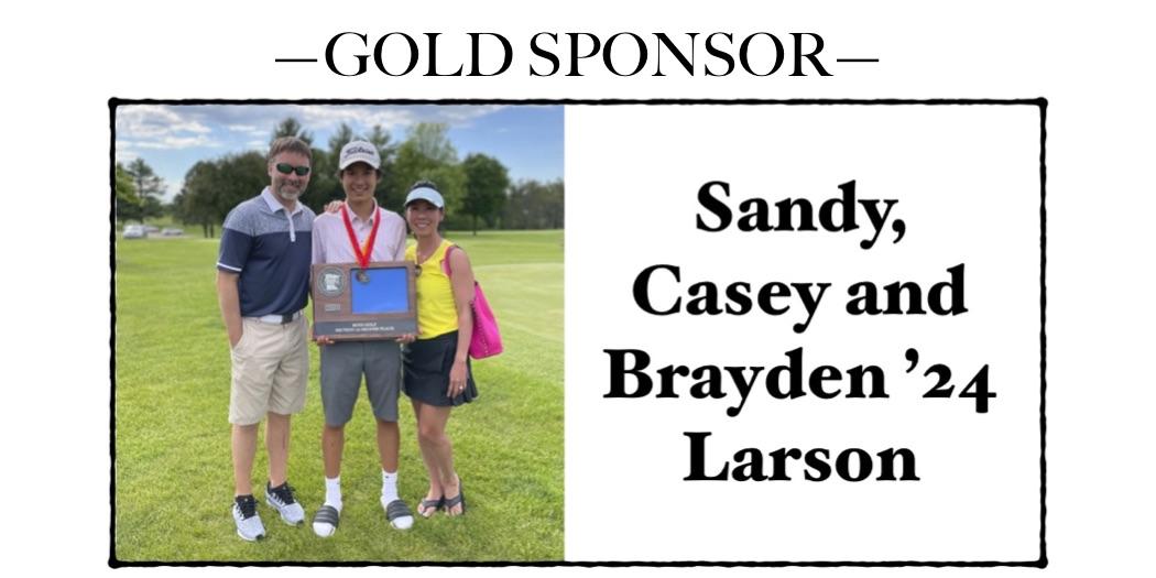 Larson Family (Sandy, Casey & Brayden)