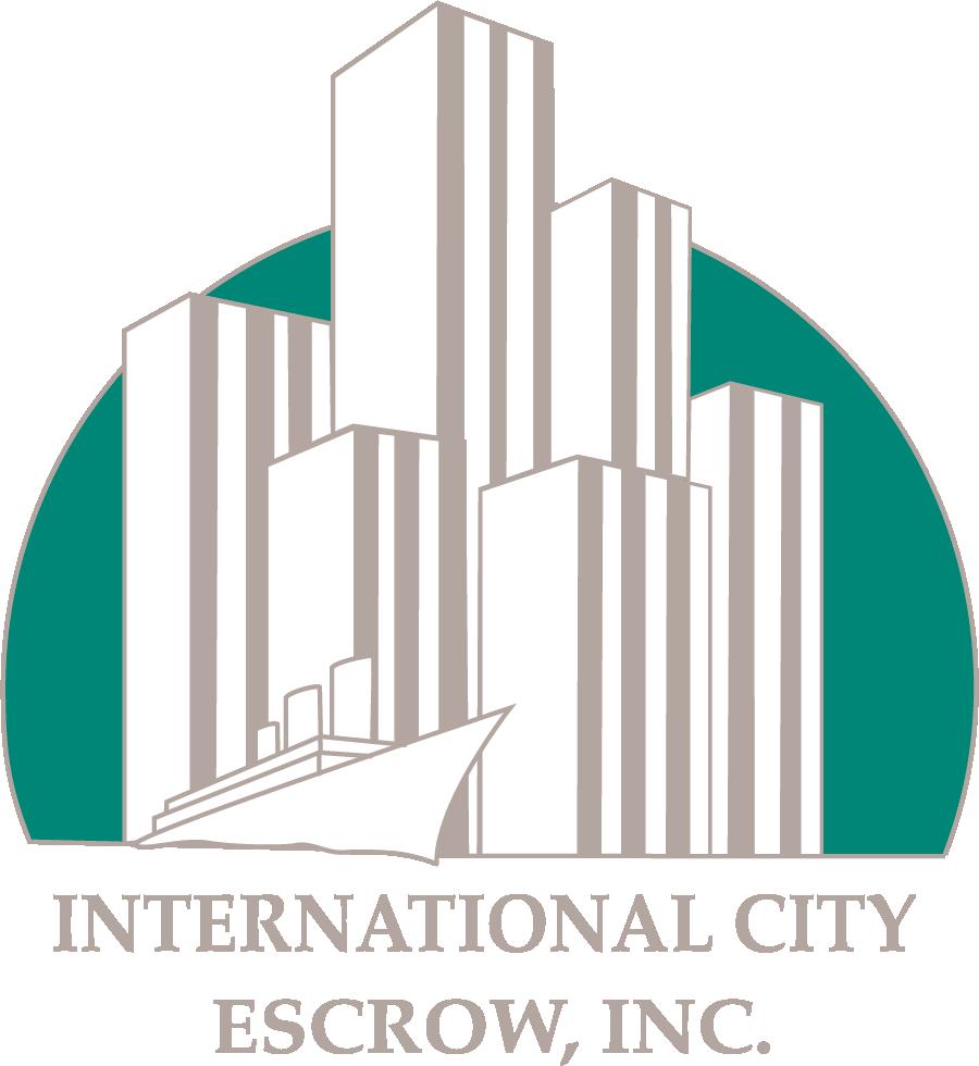 Tee Sponsor - International City Escrow, Inc. - Logo