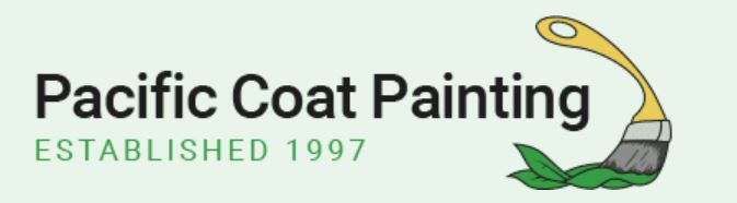 Lunch Sponsor  - Pacific Coat Painting  - Logo