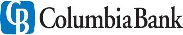 Hole Sponsors  - Columbia Bank - Logo