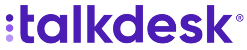 Event Sponsor - TalkDesk - Logo