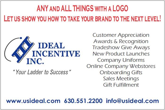 Ideal Incentive Inc.