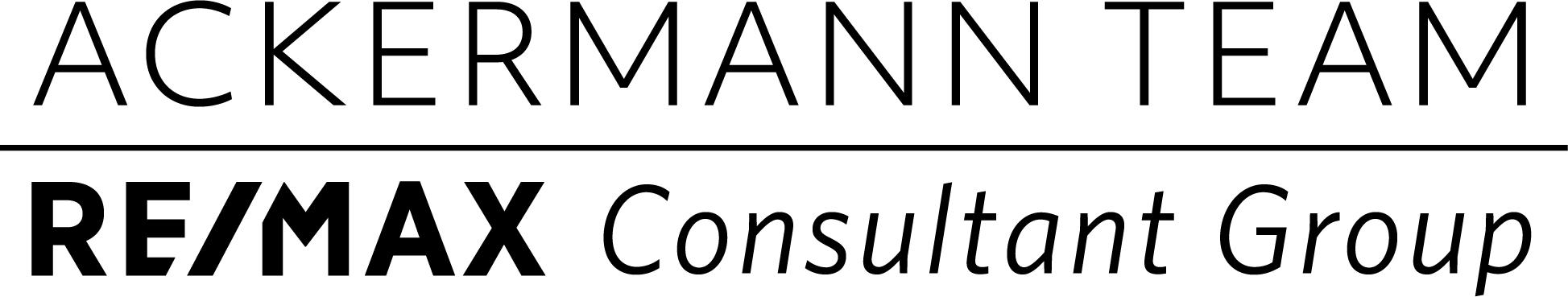 RE/MAX Consultant Group - Ackermann Team