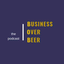 """Tournament Day Media Coverage - """"Business Over Beer"""" Live Podcast - Business Over Beer  - Logo"""