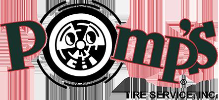 Bronze Sponsors - Pomp's Tire Service - Logo