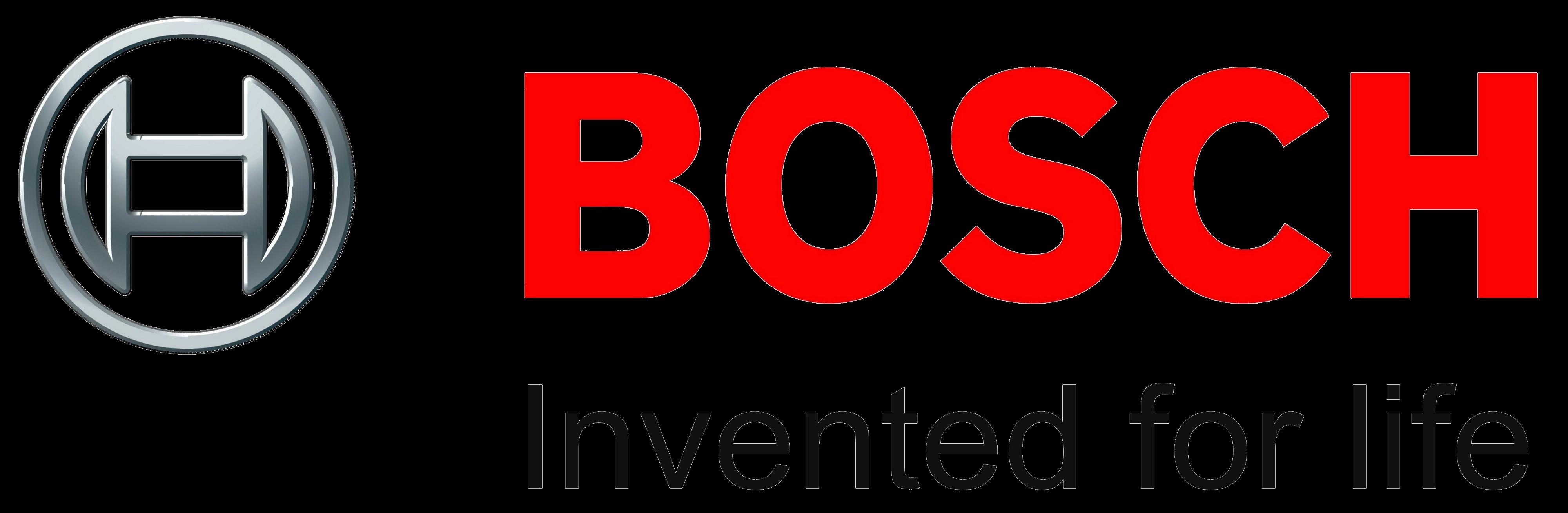Silver Sponsors - Bosch Tools - Logo