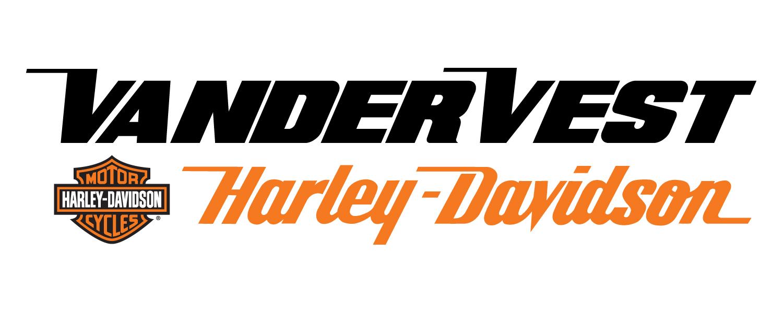 Silver Sponsors - Vandervest Harley Davidson - Logo