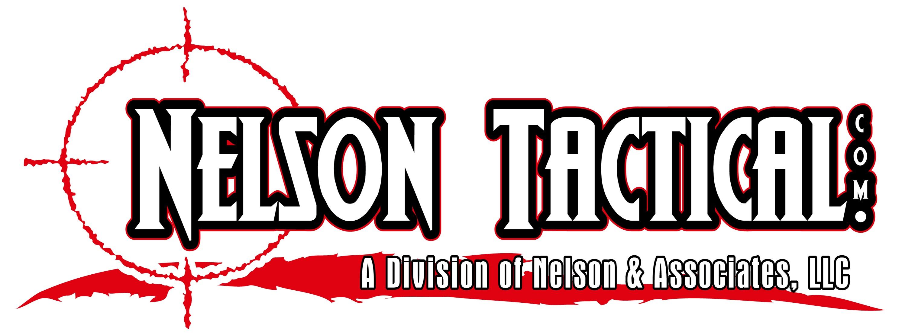 Bronze Sponsors - Nelson Tactical - Logo