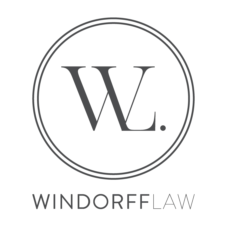 Hole/Tee Sponsors - Windorff Law - Logo