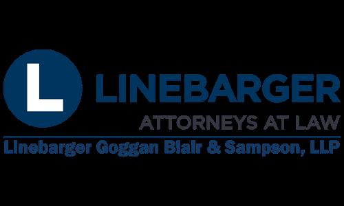 Presenting Sponsor - Linebarger Goggan Blair & Sampson, LLP - Logo