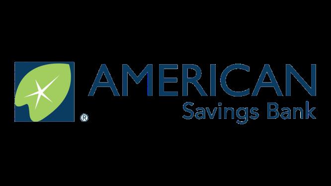 Title Sponsor - American Savings Bank - Logo