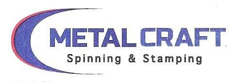 Dinner Sponsor - Metal Craft Spinning & Stamping  - Logo