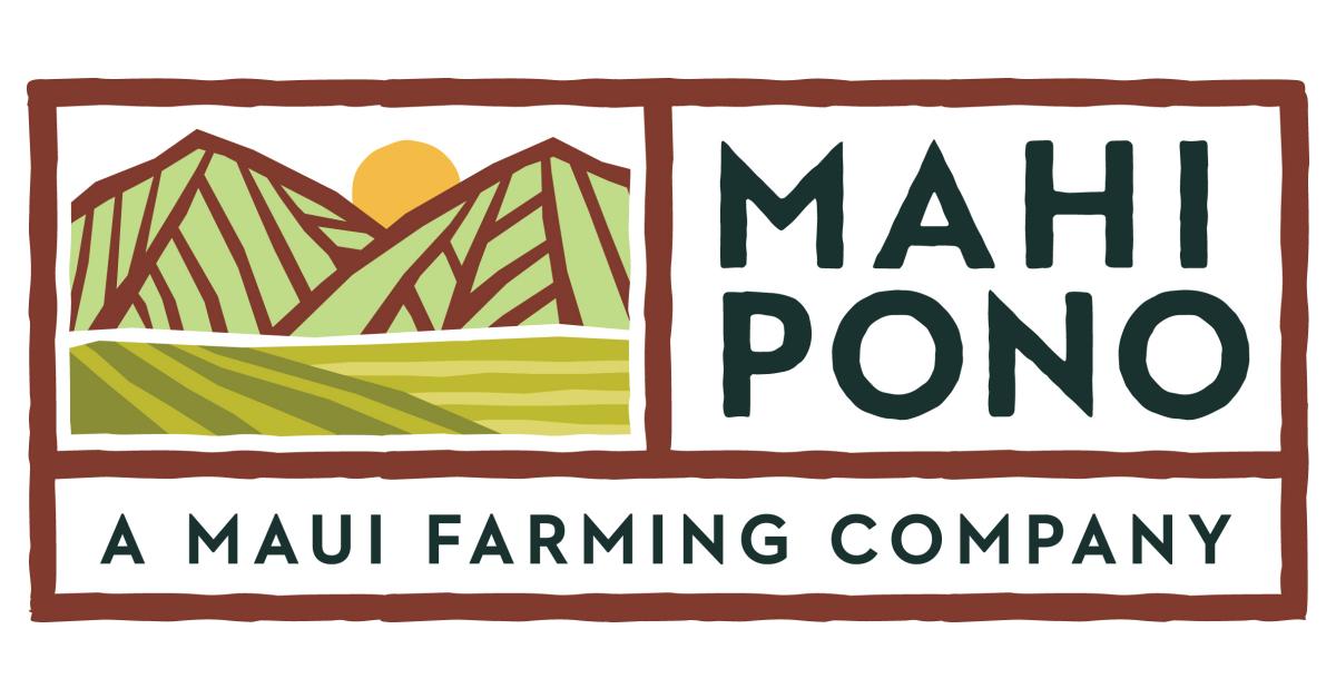Emerald Sponsor - Mahi Pono - Logo