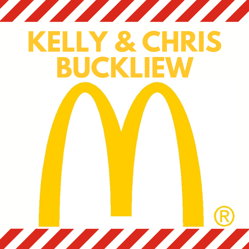 McDonalds - Kelly & Chris Buckliew