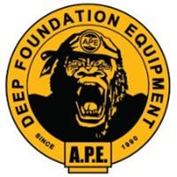 American Piledriving Equipment (APE)