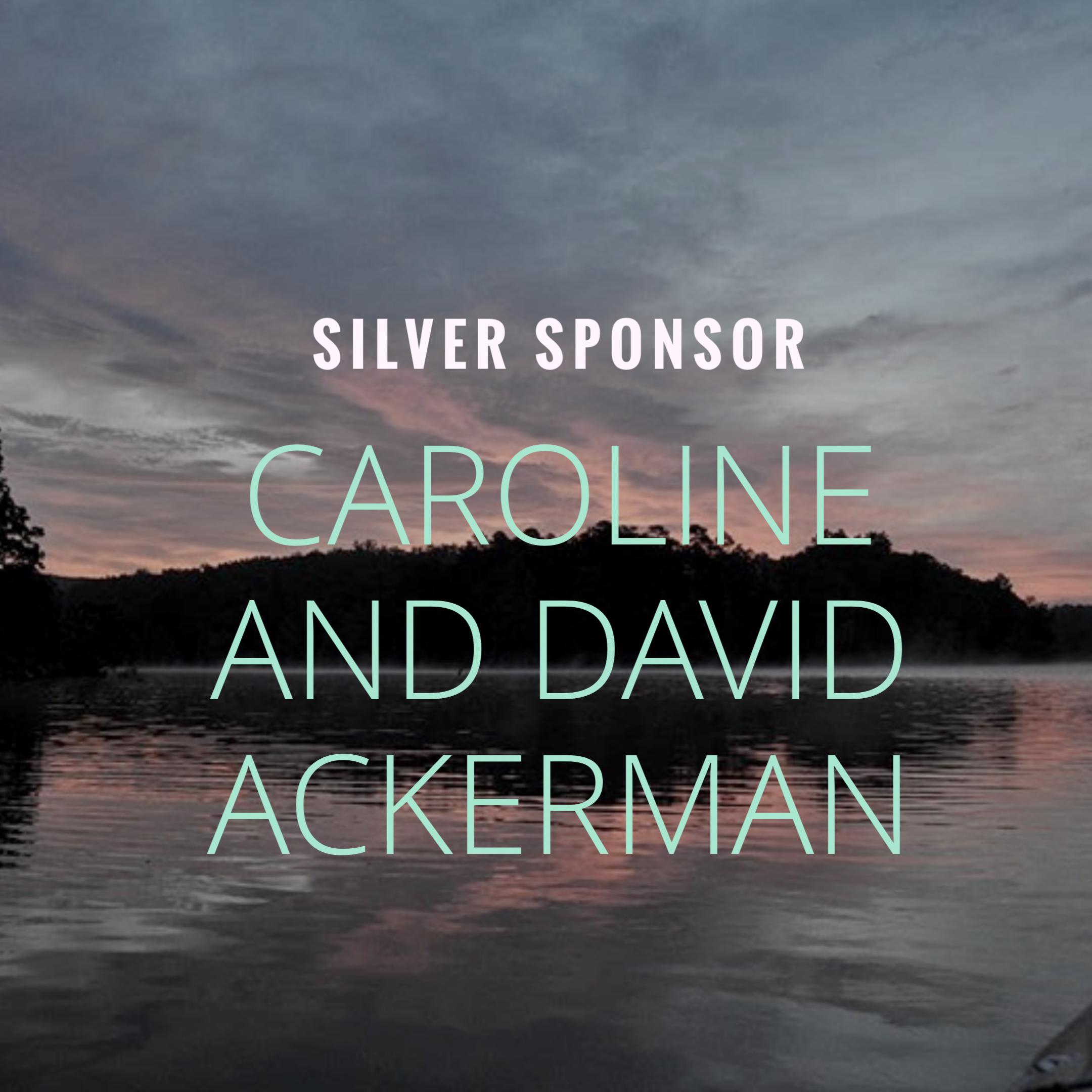 Caroline and David Ackerman