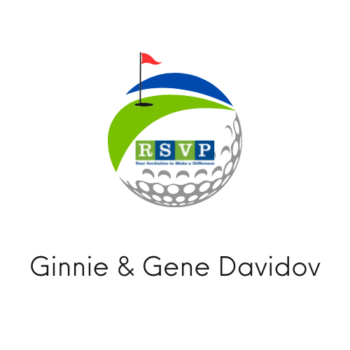 Ginnie and Gene Davidov