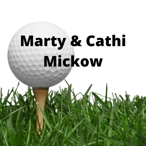 Marty & Cathi Mickow