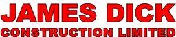 Silver Sponsor - James Dick Construction - Logo