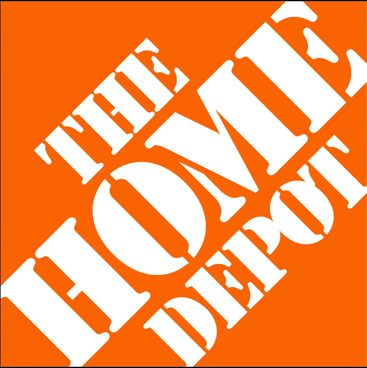 Hole/Tee Sponsors - The Home Depot - Logo