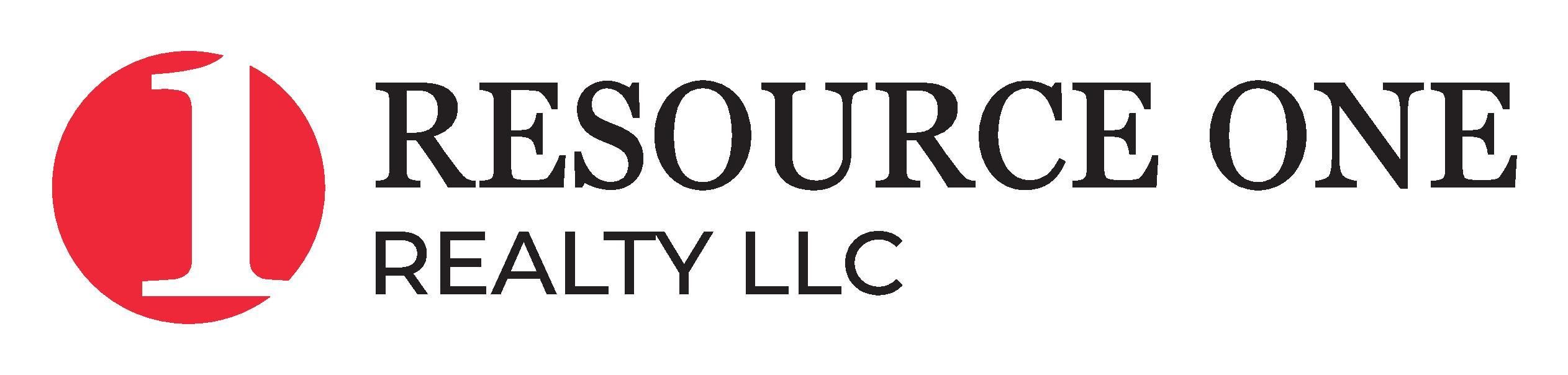 Hole/Tee Sponsors - Resource One Realty LLC - Logo