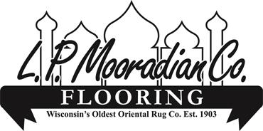 Hole/Tee Sponsors - L.P. Mooradian Flooring - Logo