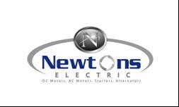 Beverage Cart Sponsor - Newton's Electric Inc. - Logo