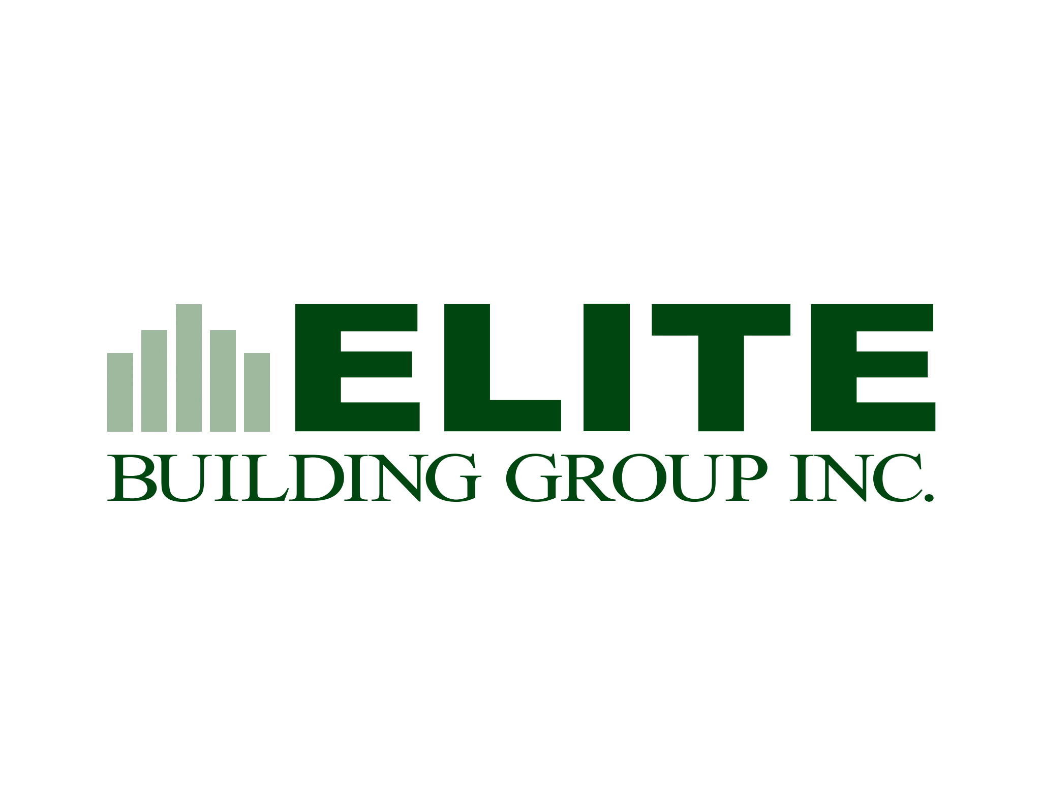 Hole Sponsor - Elite Building Group - Logo