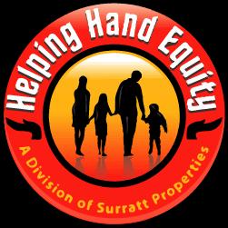 Keg Sponsor  - Helping Hand Equity - A Division of Surratt Properties - Logo