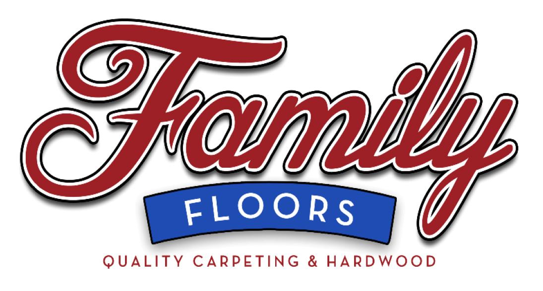 Golf Cart Sponsor - Family Floors - Logo