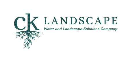 Golf Ball Sponsor - CK Landscape - Logo